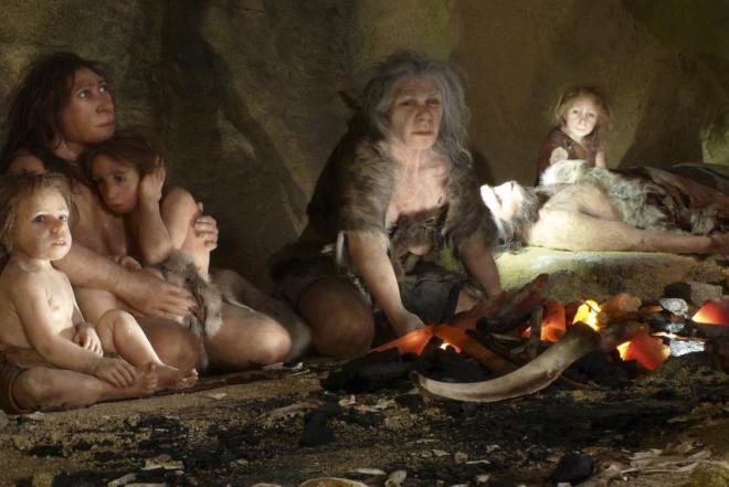 Los Cambios Genéticos y Culturales que Afectaron al Hombre de Neanderthal