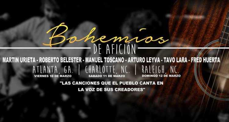 BOHEMIOS DE AFICIÓN