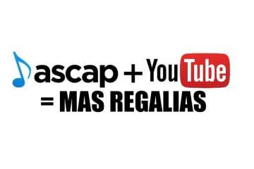 ascap y youtube