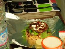 Ramen Burger in Progress2