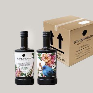 caja 6 botellas de aove