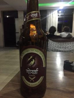 Local Gorkha Beer