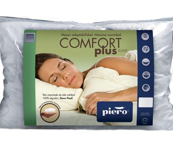 almohada confort_ plus suave_