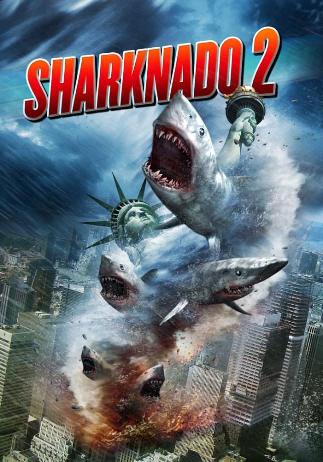 poster sharknado2