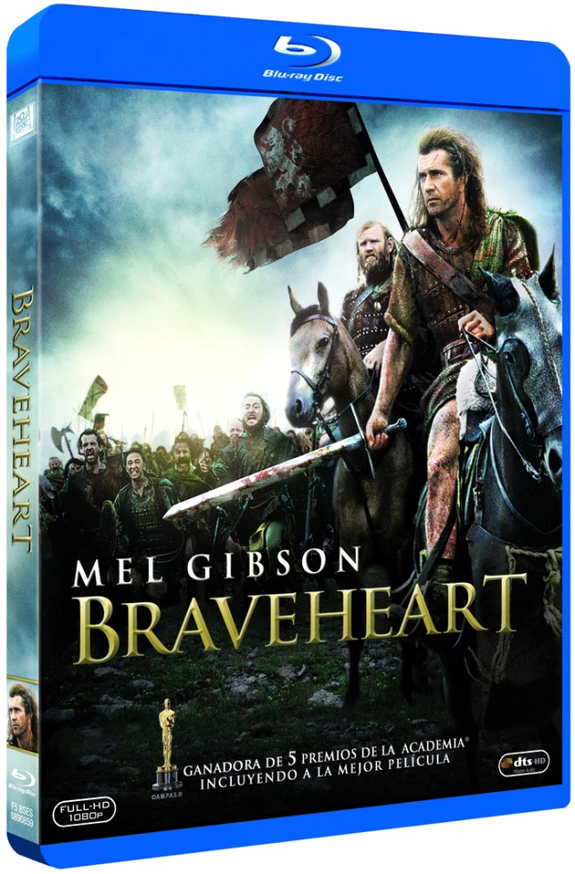 Braveheart caratula