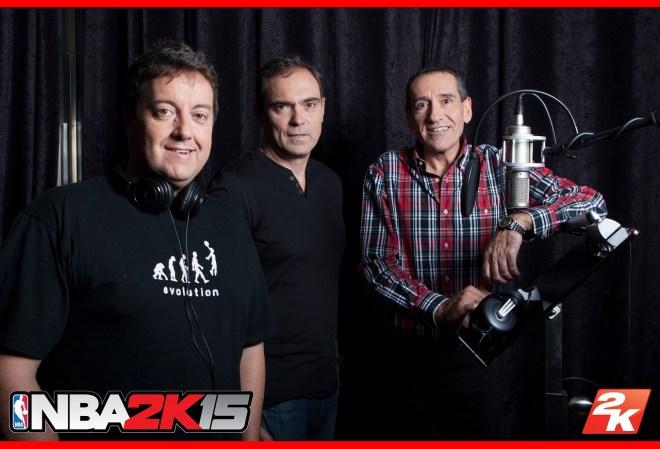 NBA2K15_SpanishCommentators_1