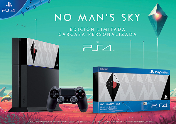 Carcasas NMS PS4 - copia