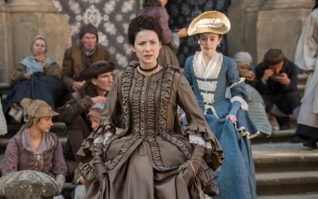Outlander-2x04Claire-Marie