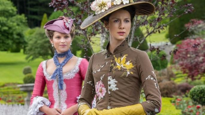 Outlander-2x05-Claire&Annalise