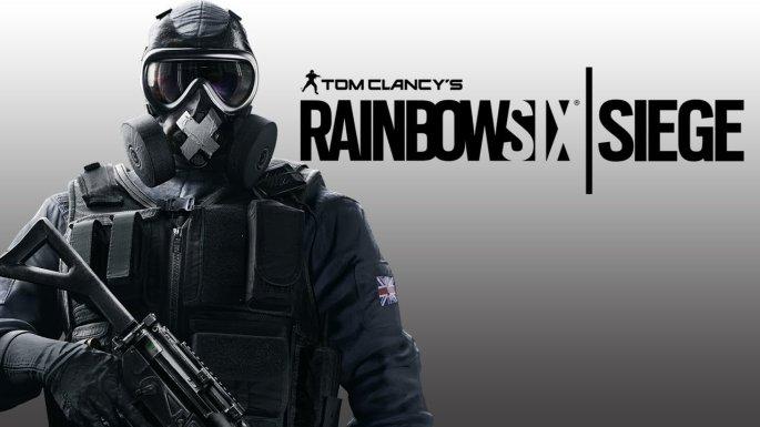 Rainbow Six Siege Portada