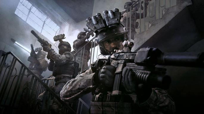 Modern Warfare 01