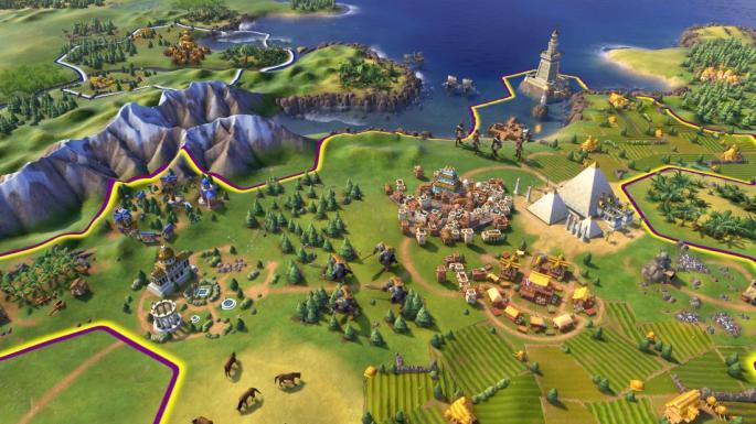 Sid Meier's Civilization VI 02