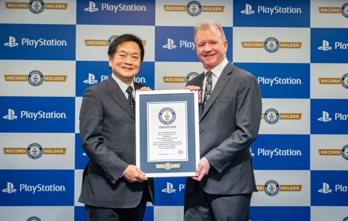 PSX record guinness