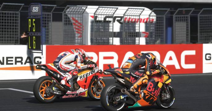 MotoGP 20 03