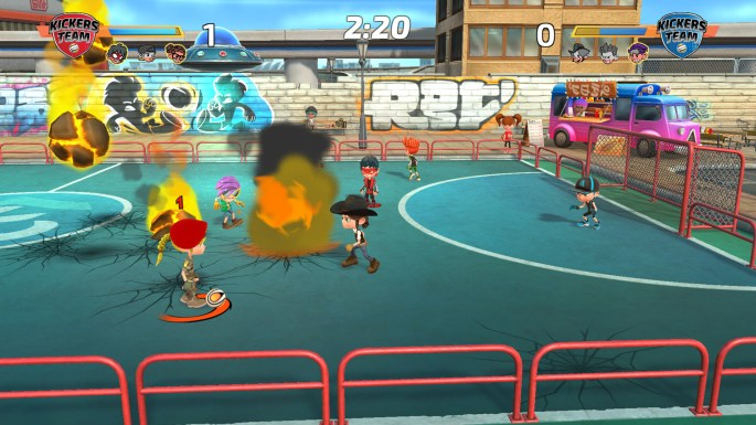 Super Kickers League 01