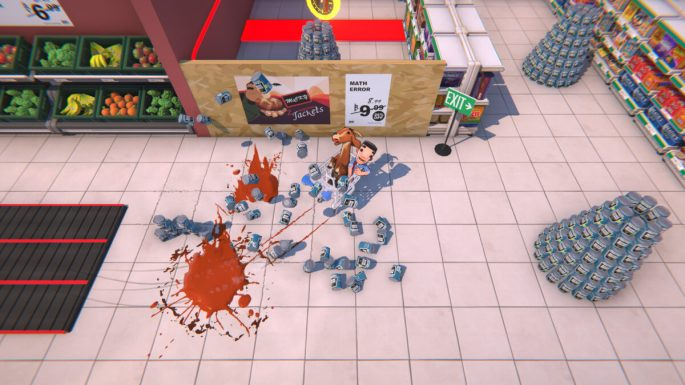 Supermarket Shriek 01