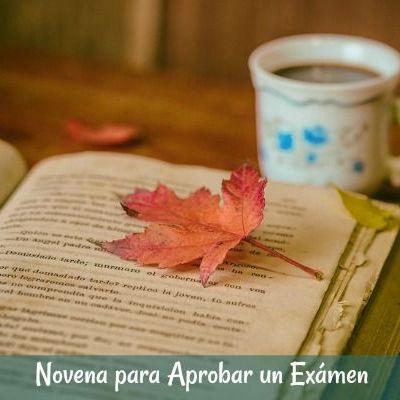 Novena a San Judas Tadeo para Aprobar un Examen