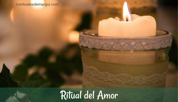 ritual del amor