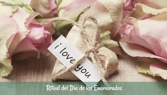 ritual del dia de los enamorados