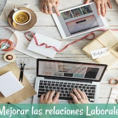 Poción para mejorar las relaciones en el Trabajo
