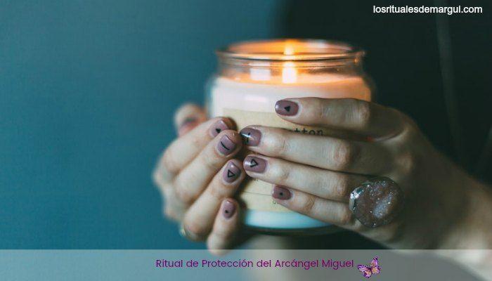 Ritual de Protección del Arcángel Miguel