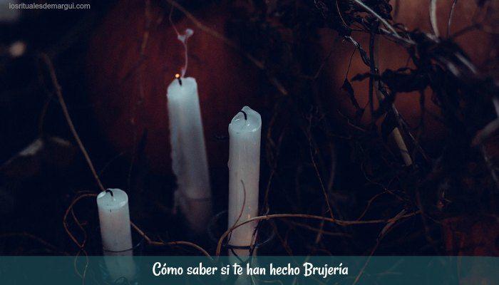 3 Métodos para saber si te han hecho brujería