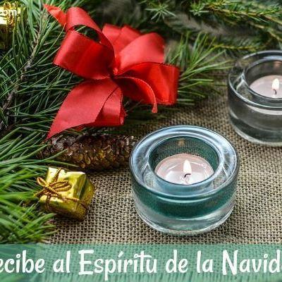 Recibe al Espíritu de la Navidad
