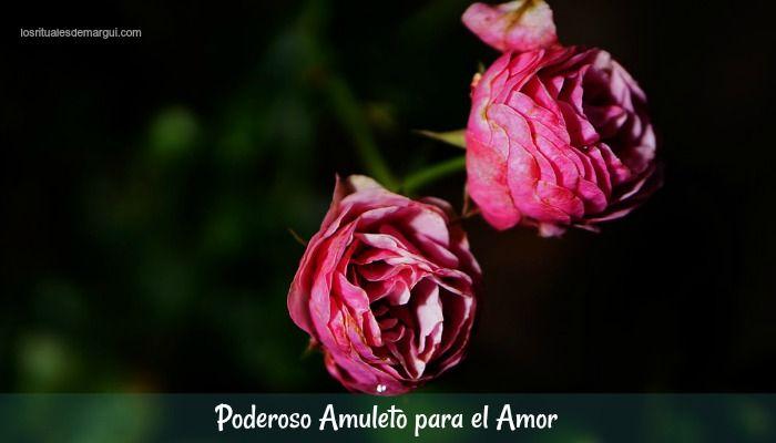 poderoso amuleto para el amor