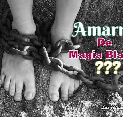 AMARRE DE MAGIA BLANCA