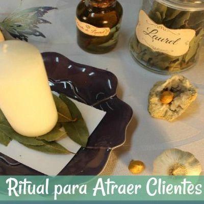 Ritual para Atraer Clientes