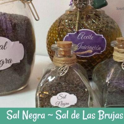 Sal Negra o Sal de las Brujas