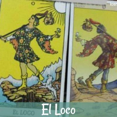 El Loco ~ Tarot