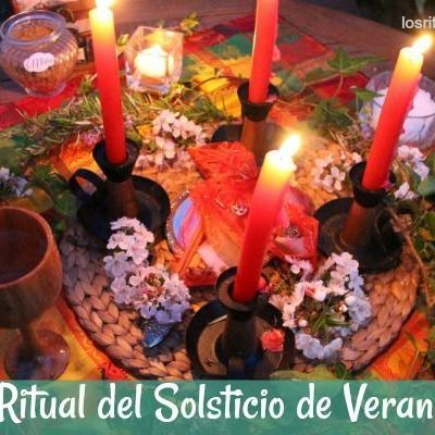 Ritual para el Solsticio de Verano