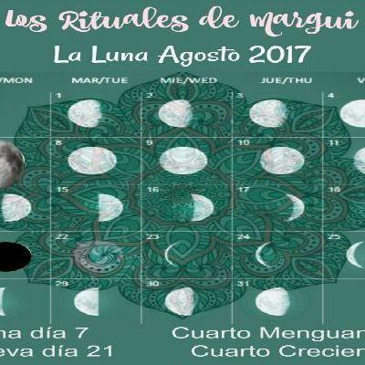 La Luna de Agosto 2017 Eclipses y Perseidas