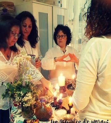 Curso de Magia Blanca en Sevilla 2018