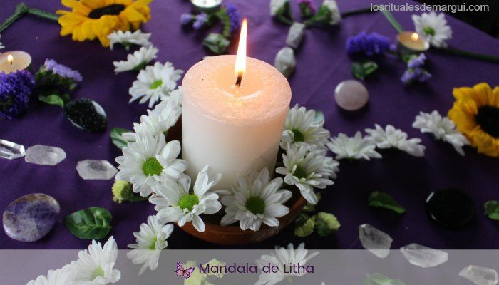 Ritual del Solsticio de Verano ~ Mandala de Litha