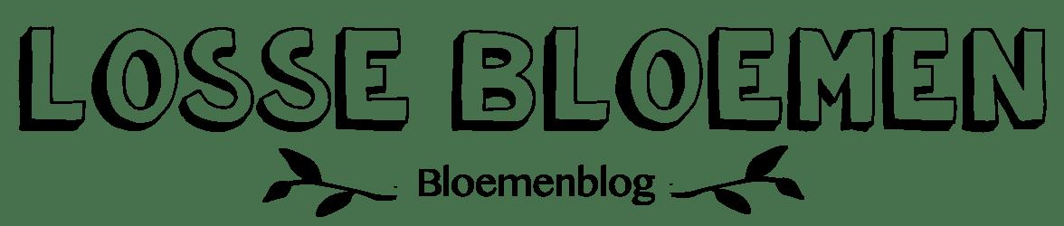 Losse bloemen bloemenblog logo