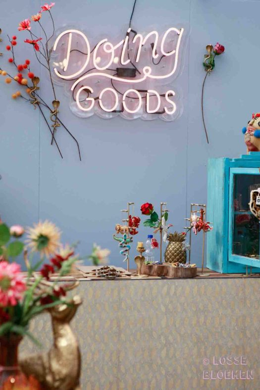 Trends Showup Doing goods losse bloemen