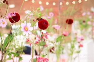 Showup 2017 beurs met losse bloemen