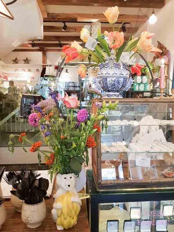 Anna + Nina Amsterdam losse bloemen inspiratie