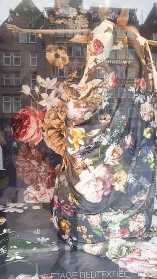 De bijenkorf Amsterdam window shopping trends najaar 2017