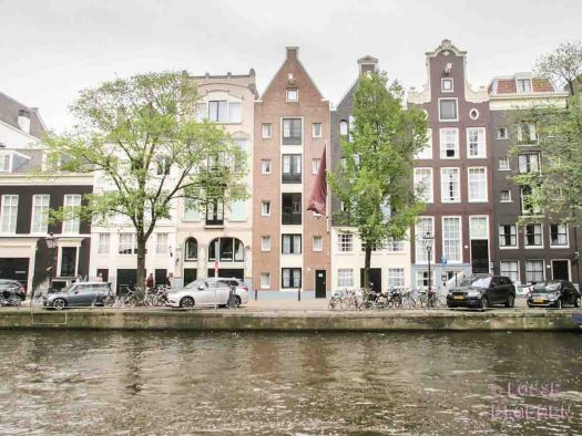 Amsterdam losse bloemen inspiratie grachtenpanden