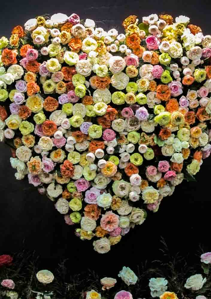 losse bloemen Trade fair Royal FloraHolland lossebloemen flowers vip roses - rozen