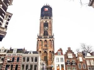 lossebloemen Kerstshoppen in hartje Utrecht losse bloemen de dom