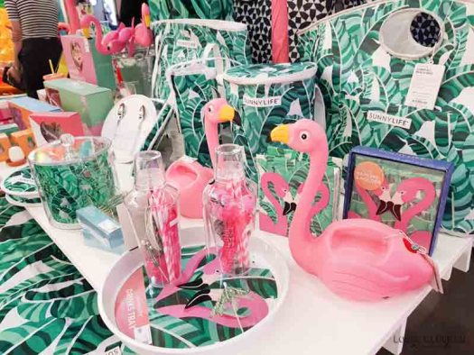 lossebloemen maison et object parijs flamingo