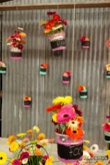 Focus on Gerbera kwekerij Lossebloemen trade fair Royalfloaholland Aalsmeer 9 nov 2018 - bloemenblog lossebloemen.nl