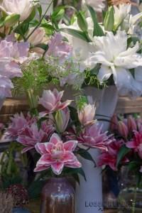 Lossebloemen trade fair Royalfloraholland Aalsmeer 9 nov 2018 - bloemenblog lossebloemen.nl