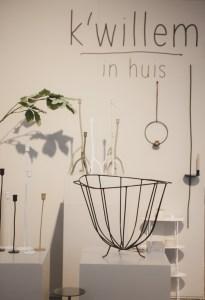 K' Willem in huis op Showup 2019 trends op home and gift beurs blog