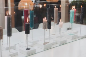Tochi Amsterdam kaarsen op Showup 2019 trends op home and gift beurs blog