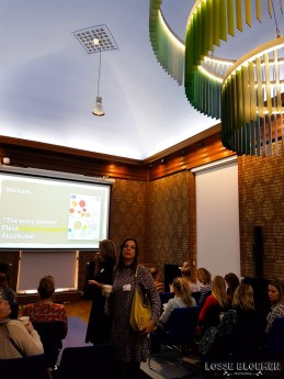 Flexa bloggersdag presentatie Heleen @Lossebloemen